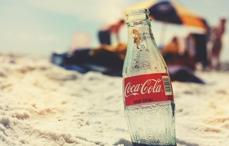 coca-cola-marketing concept