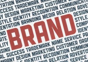 Brand illustration concept