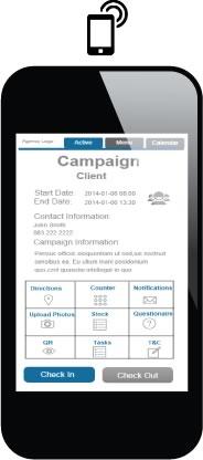 Tradeway mobile monitoring
