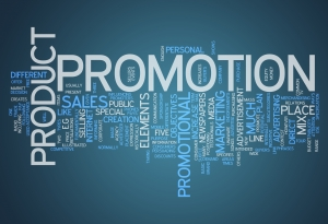 """Word Cloud """"Promotion"""""""